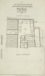 A Plan of the Leashold Estate in Dean Street and Oxford Street